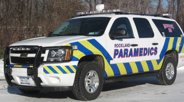 Rockland Paramedics Medic 25